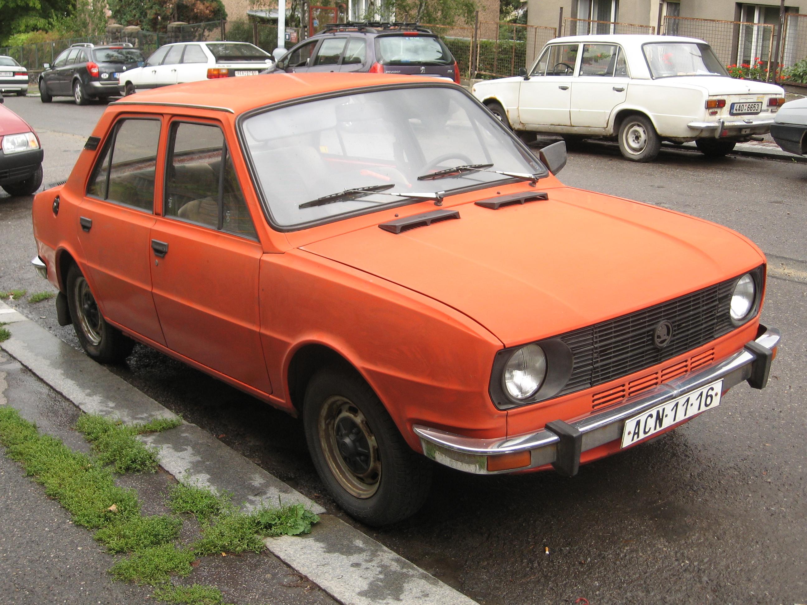 Image of Skoda 105 S - [1977]