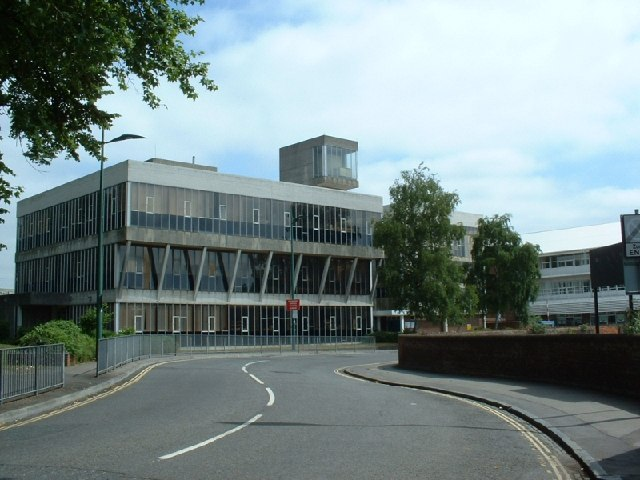 File Southampton City College Geograph Org Uk 26494 Jpg Wikimedia Commons