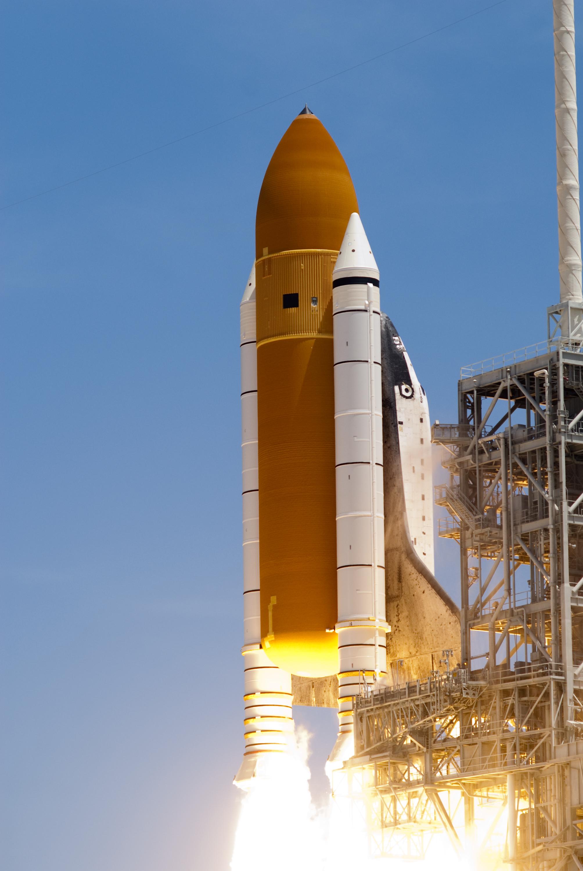 launch of space shuttle atlantis - photo #17