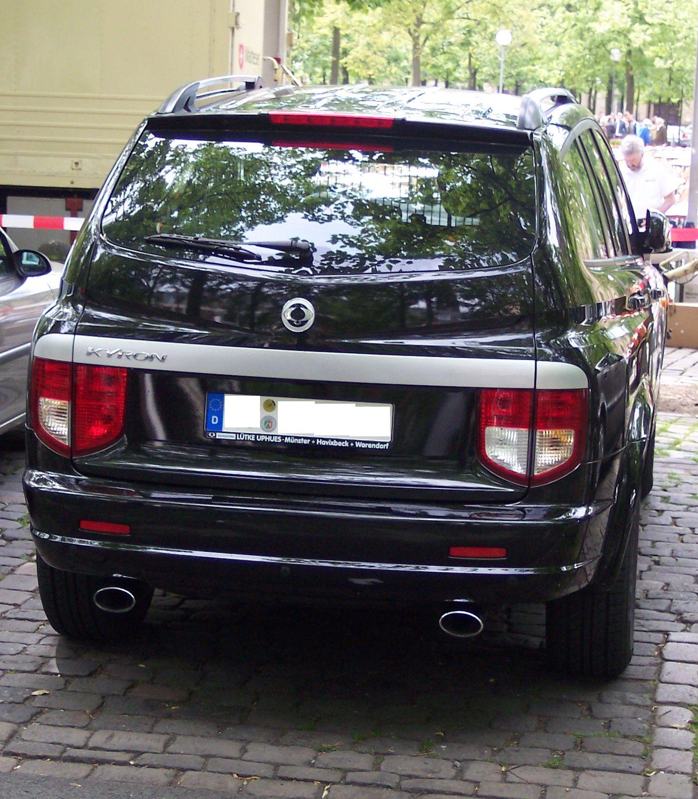 Ssangyong New Car