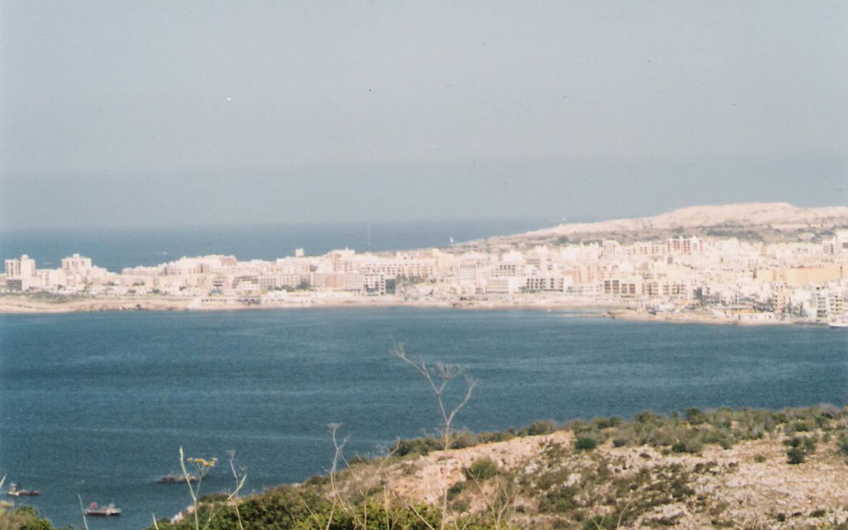 St Pauls Bay Malta  City new picture : St Pauls Bay Malta
