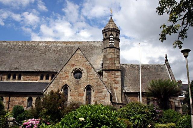 St Peter's Church, Newlyn - geograph.org.uk - 501812