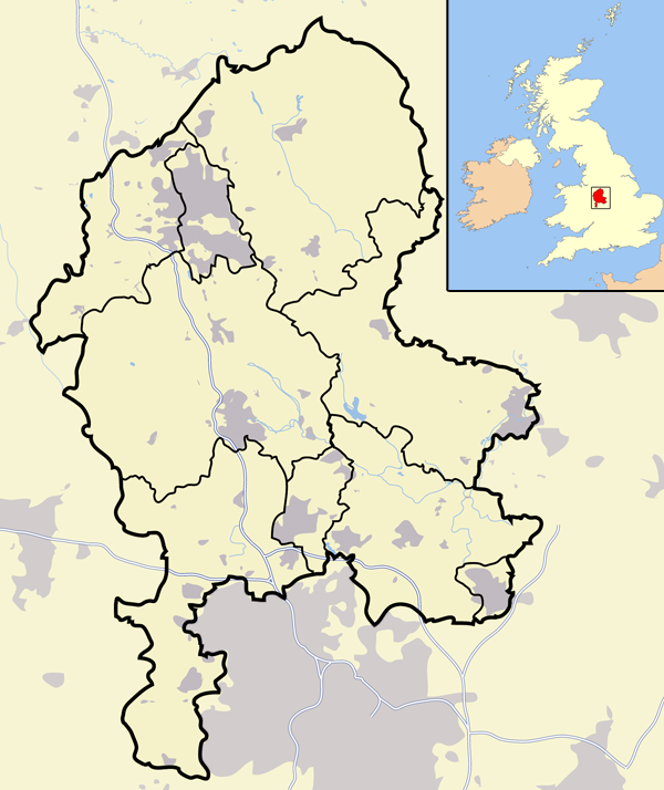 File Staffordshire Outline Map With Uk Png Wikimedia Commons
