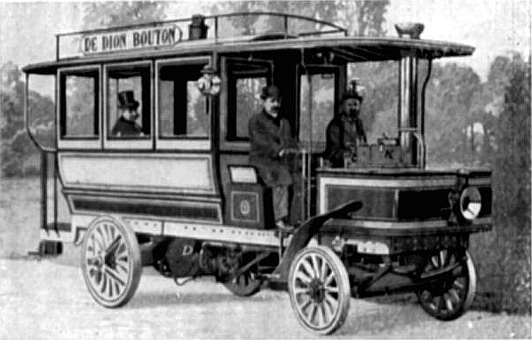 Steam Bus Wikipedia