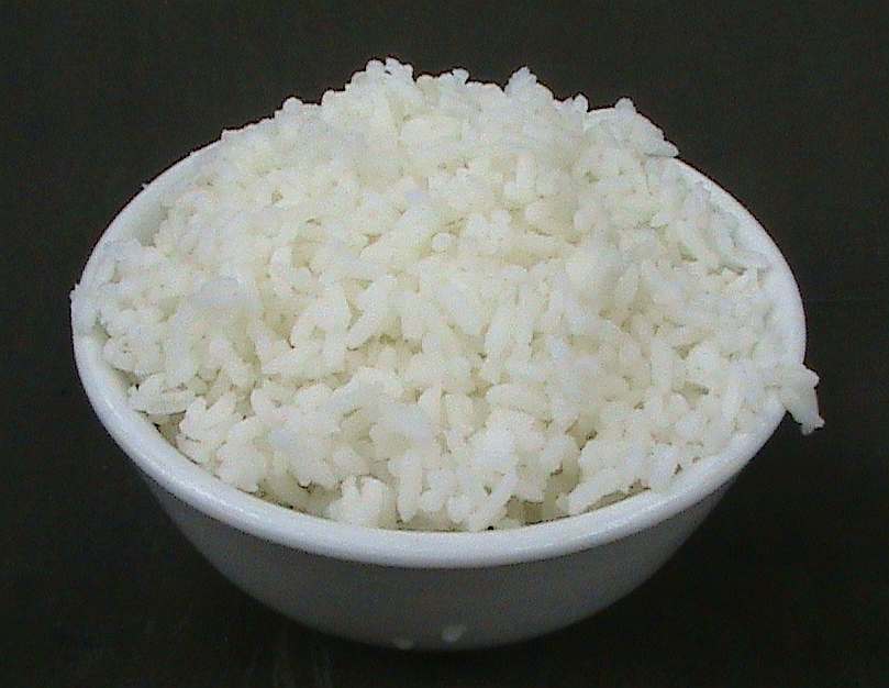 File:Steamed rice in bowl 01.jpg - Wikimedia Commons