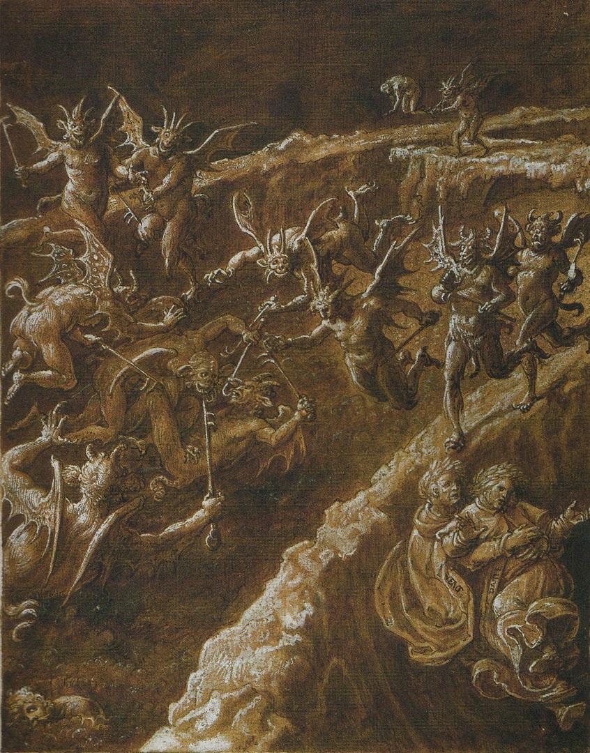 Dante's Inferno Canto Xx