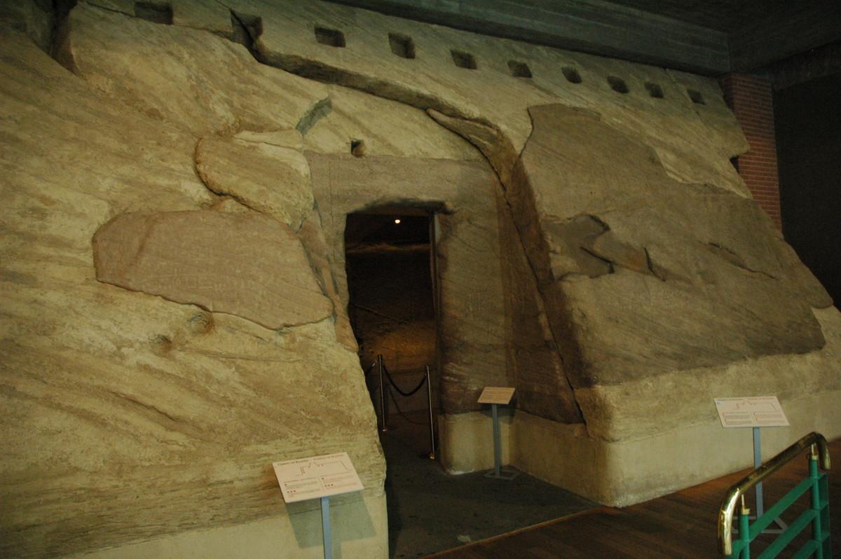 Tempio rupestre di Ellesija - Wikipedia