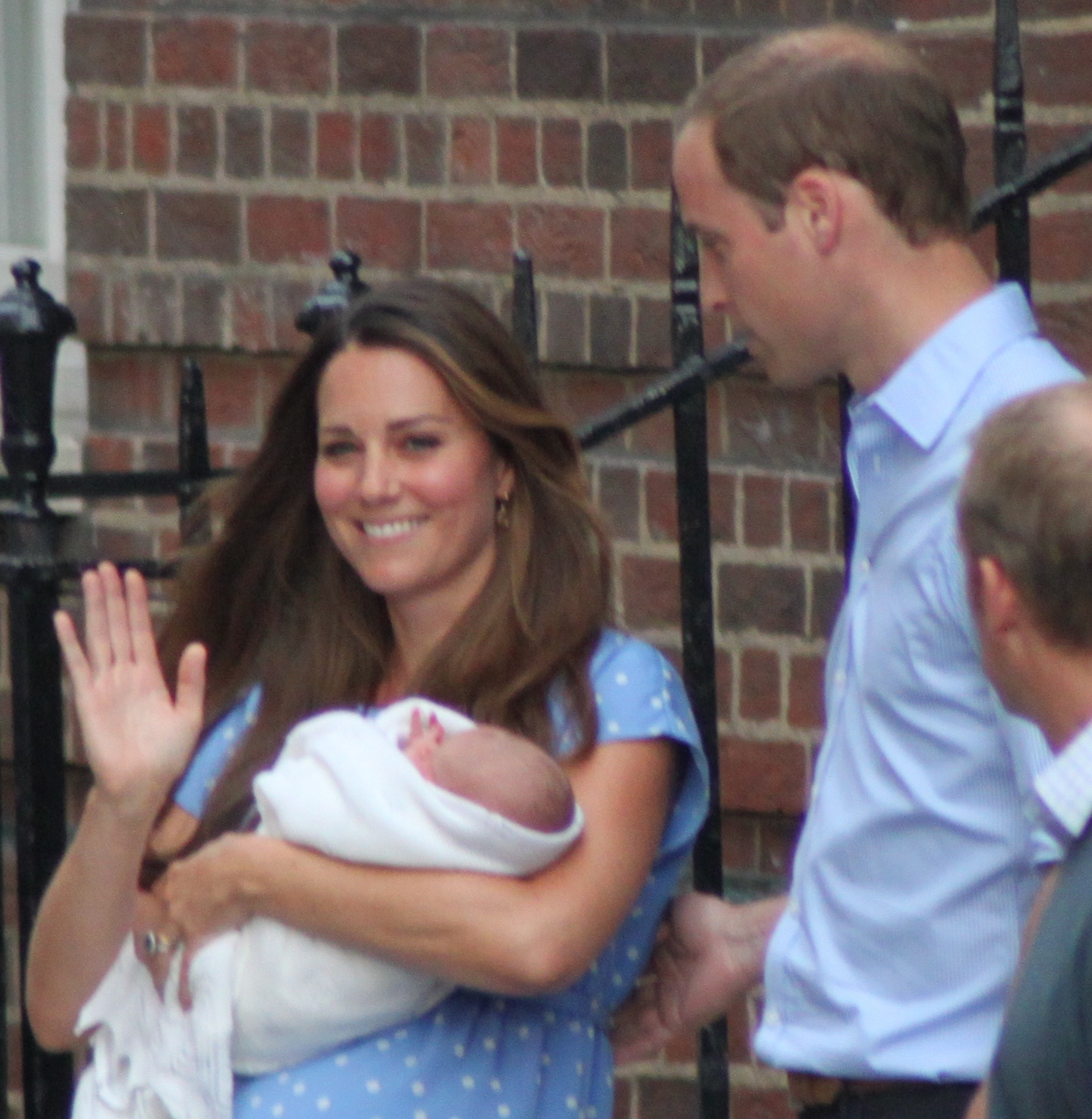 Duchess of Cambridge is not pregnant yet 16.09.2011 5