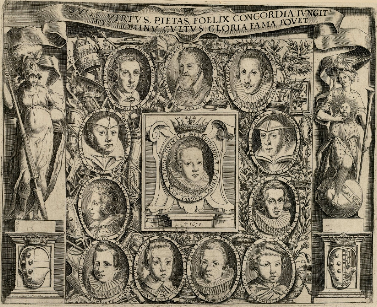 the deí medici family essay Medici family, patrons of the  the medici family, florence during the early italian renaissance (c1400-1500)  the piazza dei pazzi, .
