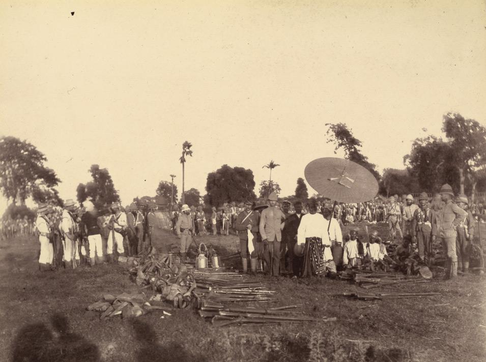 Burmese Resistance Movement 1885 95 Wikipedia
