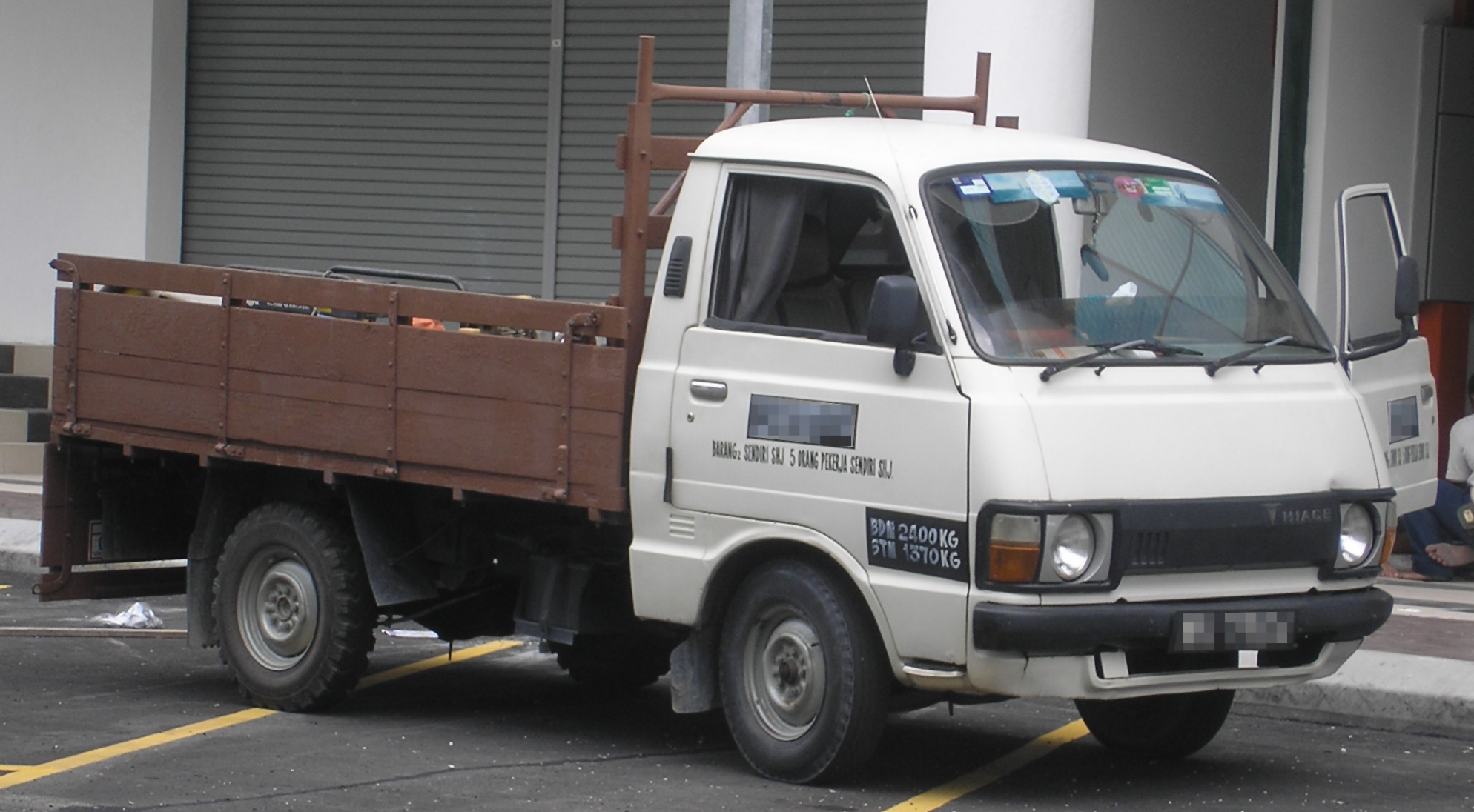 File Toyota Hiace Second Generation First Facelift