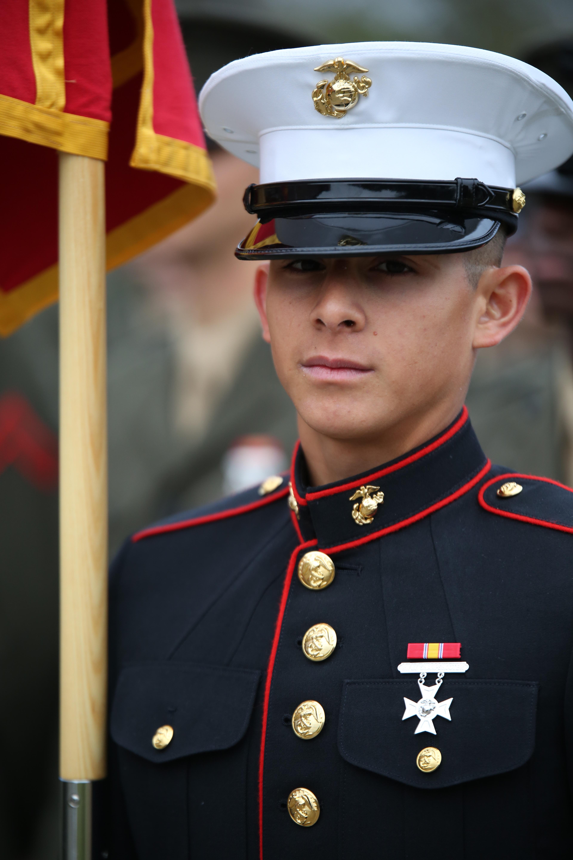 File:U.S. Marine Corps Pfc. Julio A. Melendez Velez, honor ...