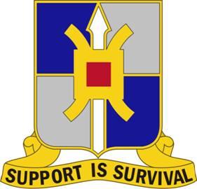 429th Brigade Support Battalion Military unit