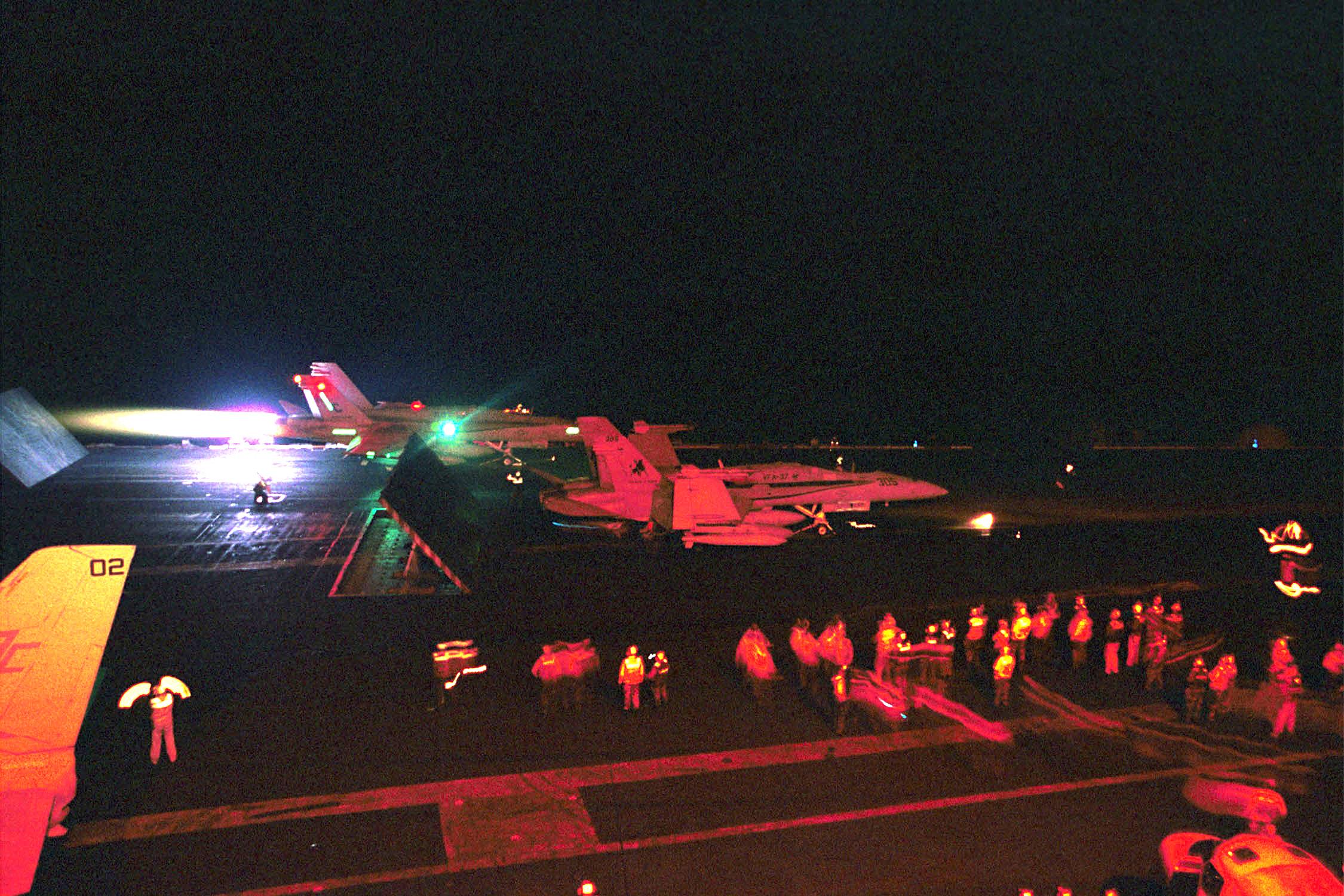 File:US Navy 010216-N-2180W-014 F-A-18 strike fighters ...