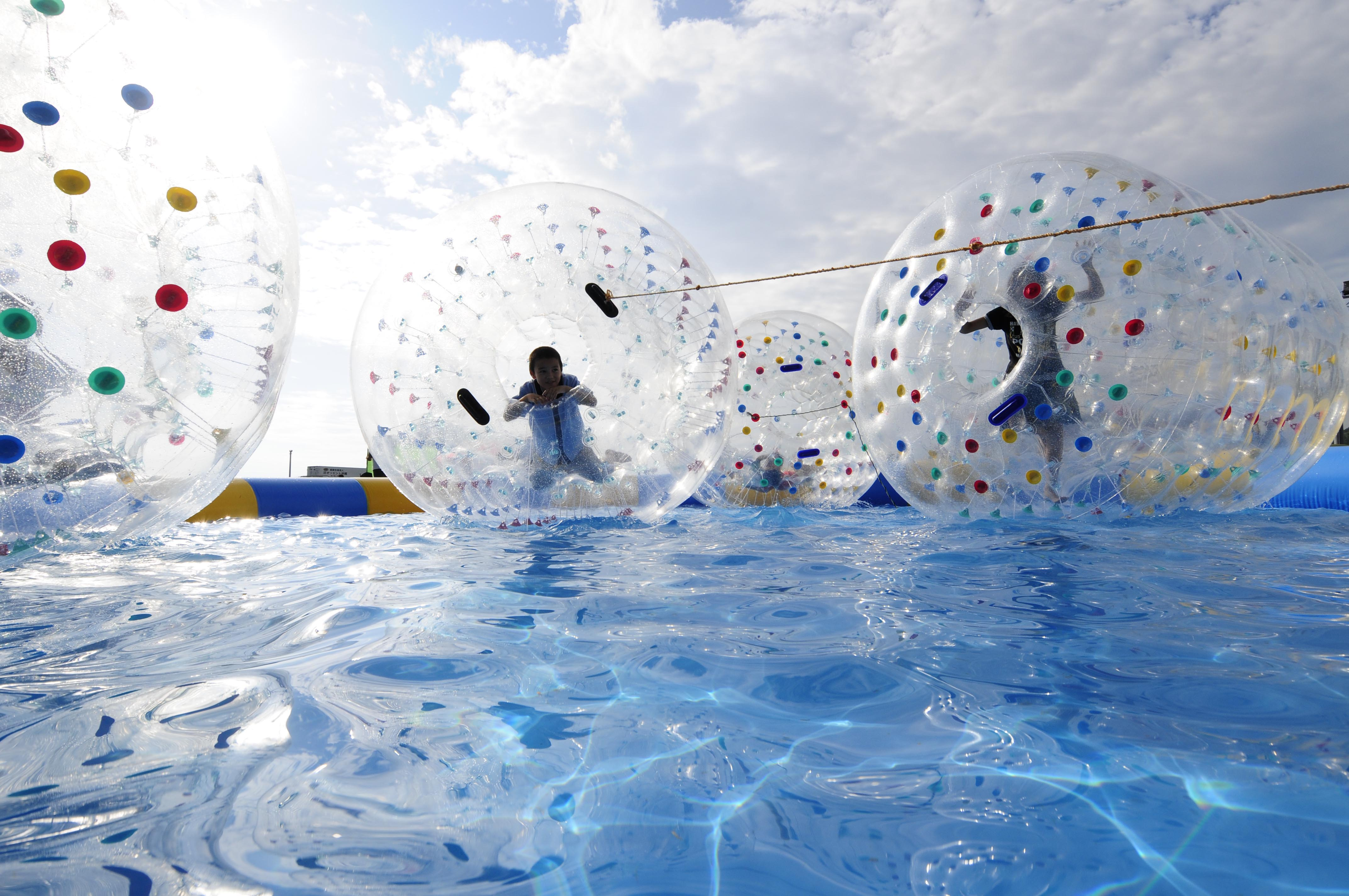 Water Play Activities For Kids