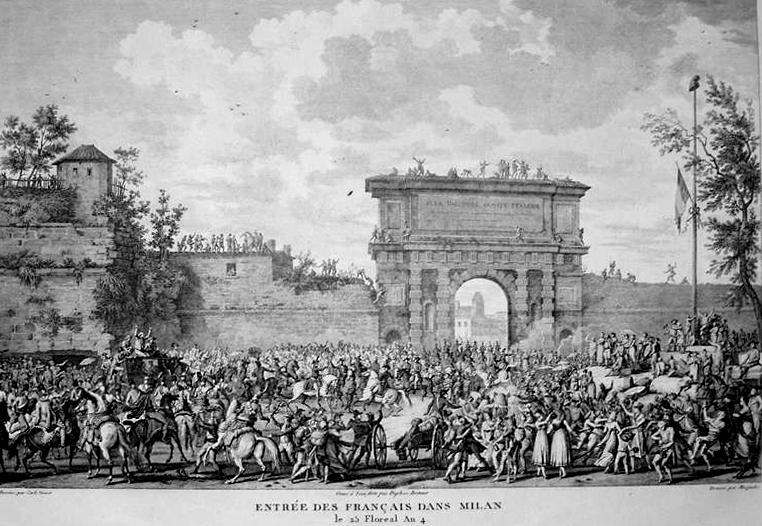 Porta romana mailand wikipedia - Autoscuola porta romana milano ...