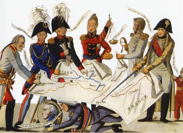 Resultado de imagen de restauracion 1815