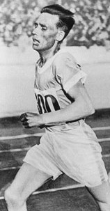 Olympiasieger Ville Ritola (FIN)