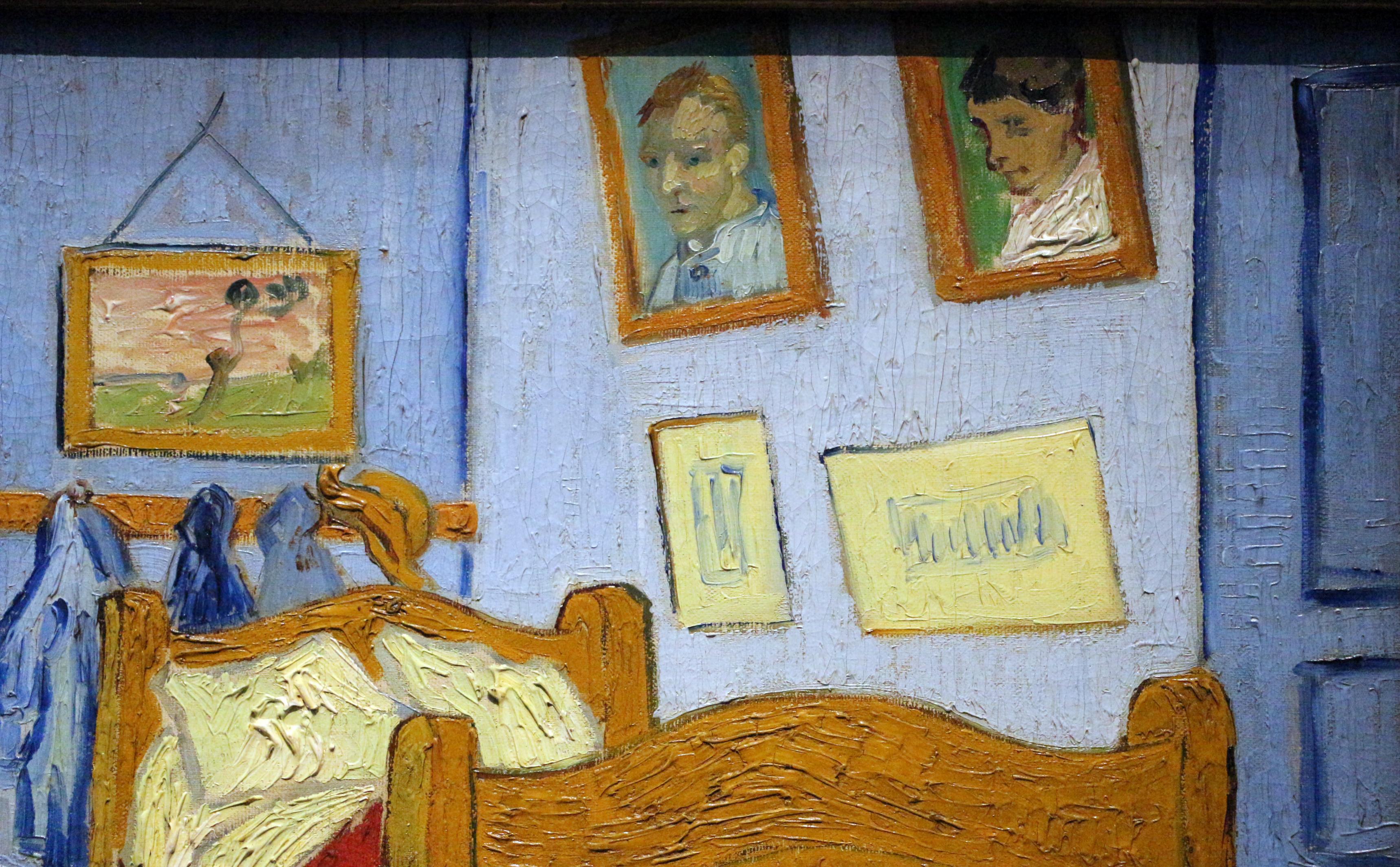 File Vincent Van Gogh La Stanza Di Van Gogh Ad Arles 1889 05 Jpg Wikimedia Commons