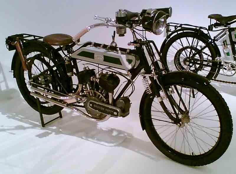 Harley Davidson: Brough Motorcycles