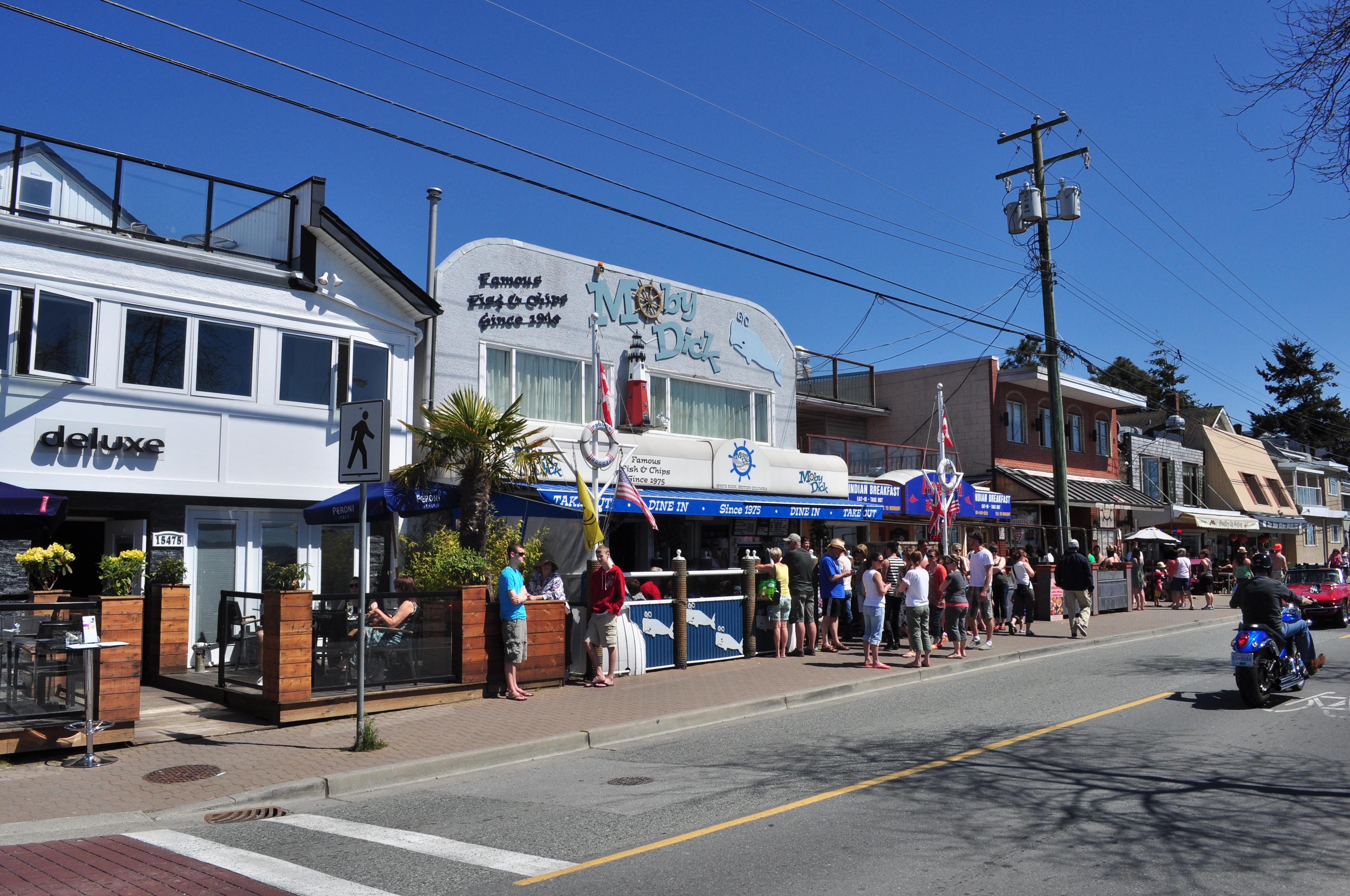 Marine City Restaurants