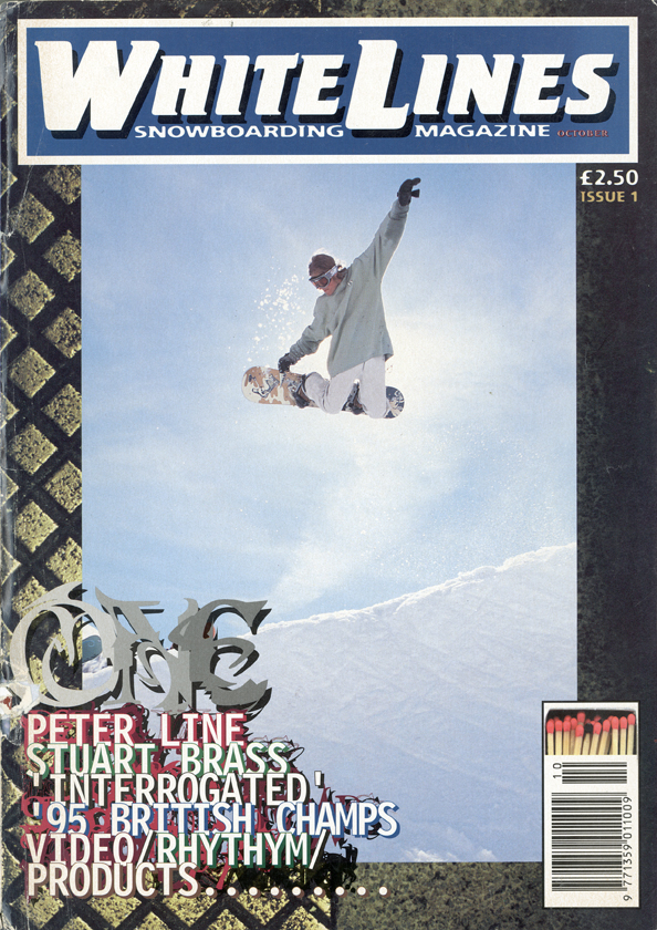 Snowboard Magazine Issue: February 2007. Vol 3, Issue 04