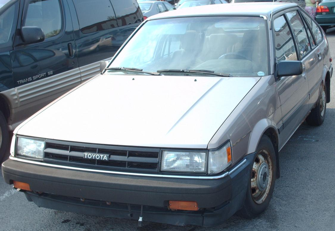File:'86-'87 Corolla Hatchback.jpg - Wikimedia Commons
