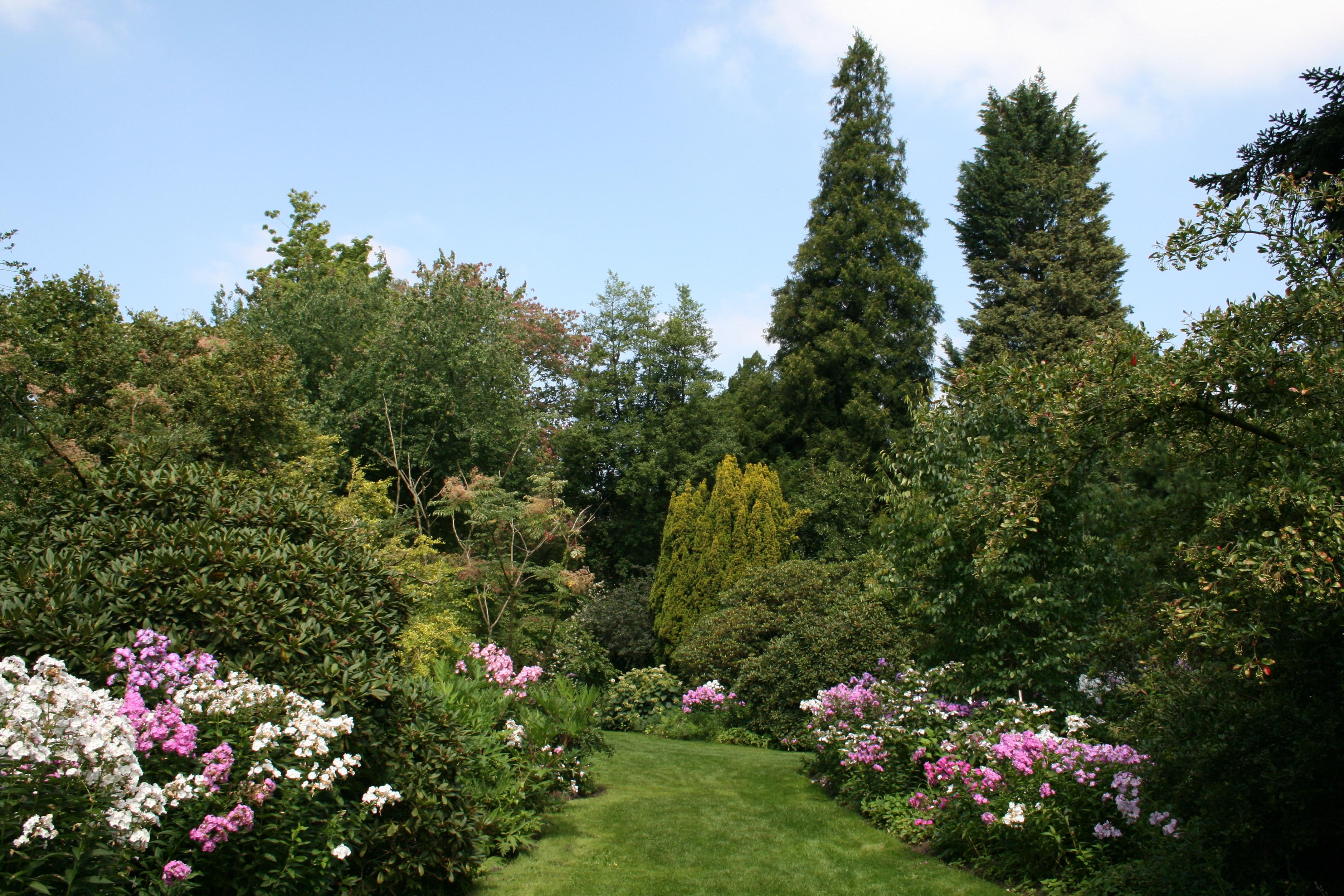 Images Of Gardens Arboretum Kalmthout