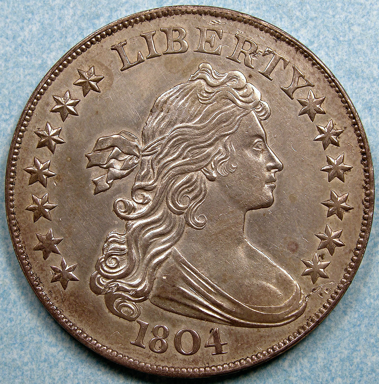 File 1804 Dollar Type I Obverse Jpeg Wikimedia Commons