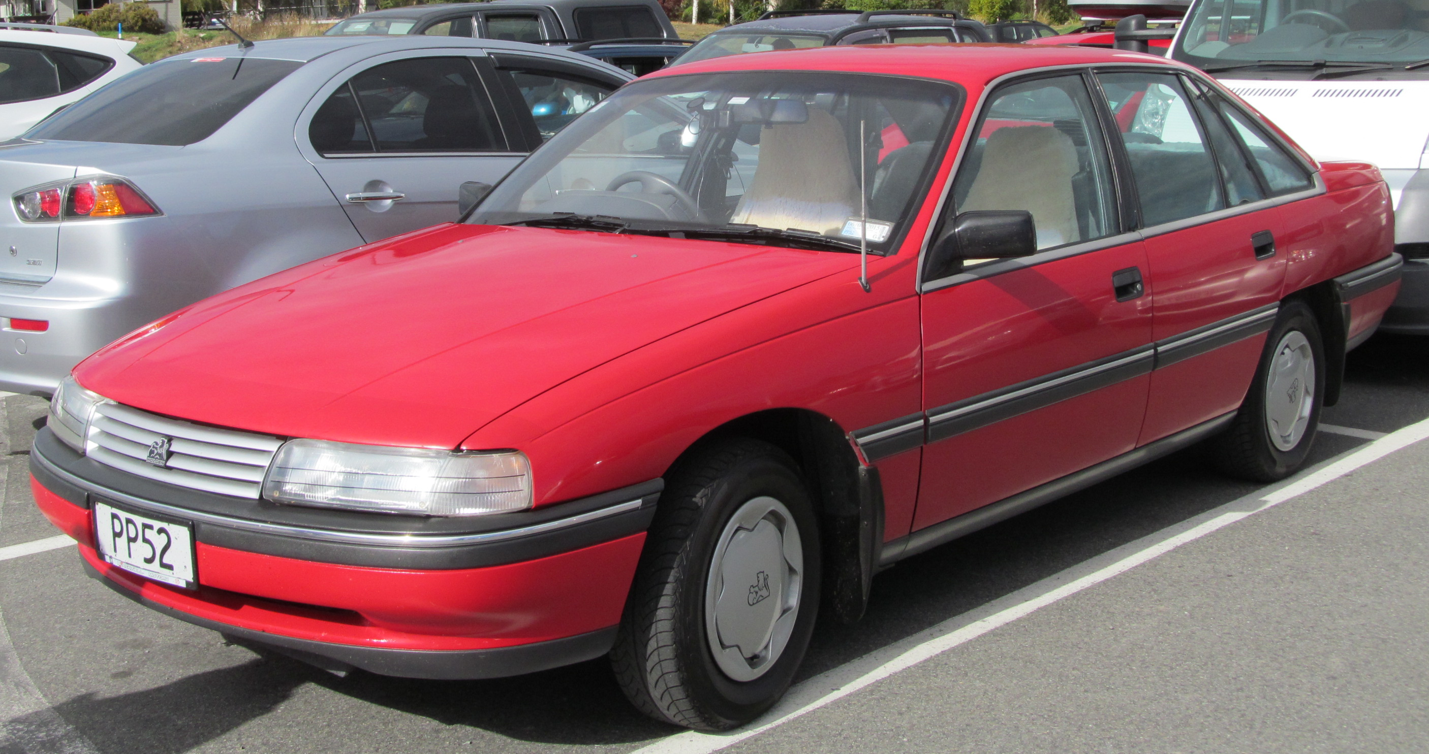 Holden Vl Specs File 1990 Holden Commodore Vn Executive