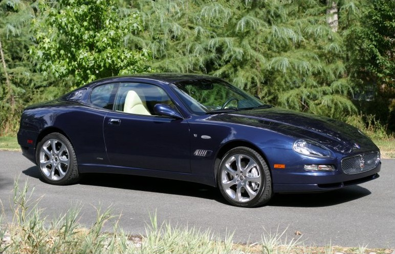 Maserati Granturismo Used Car Price