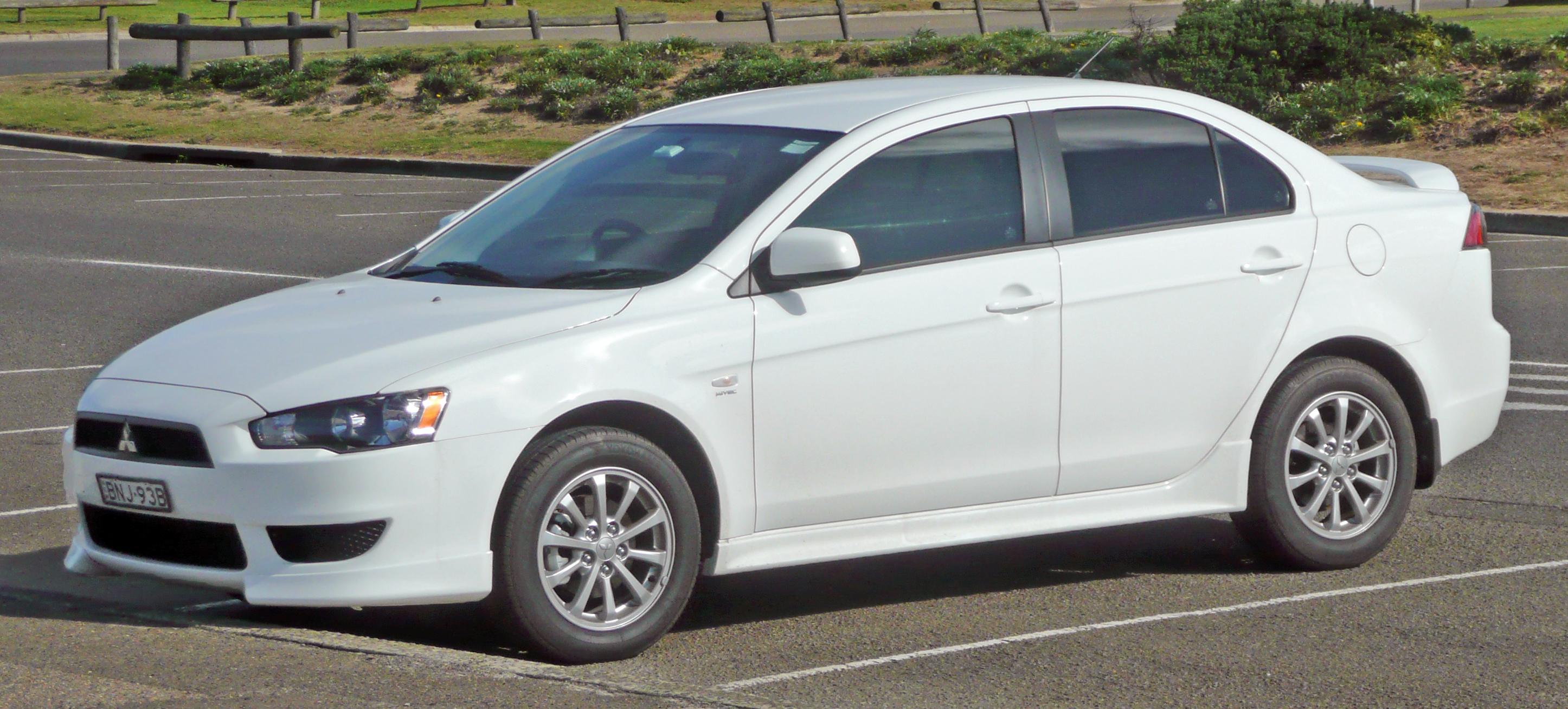 Lancer New Model Car