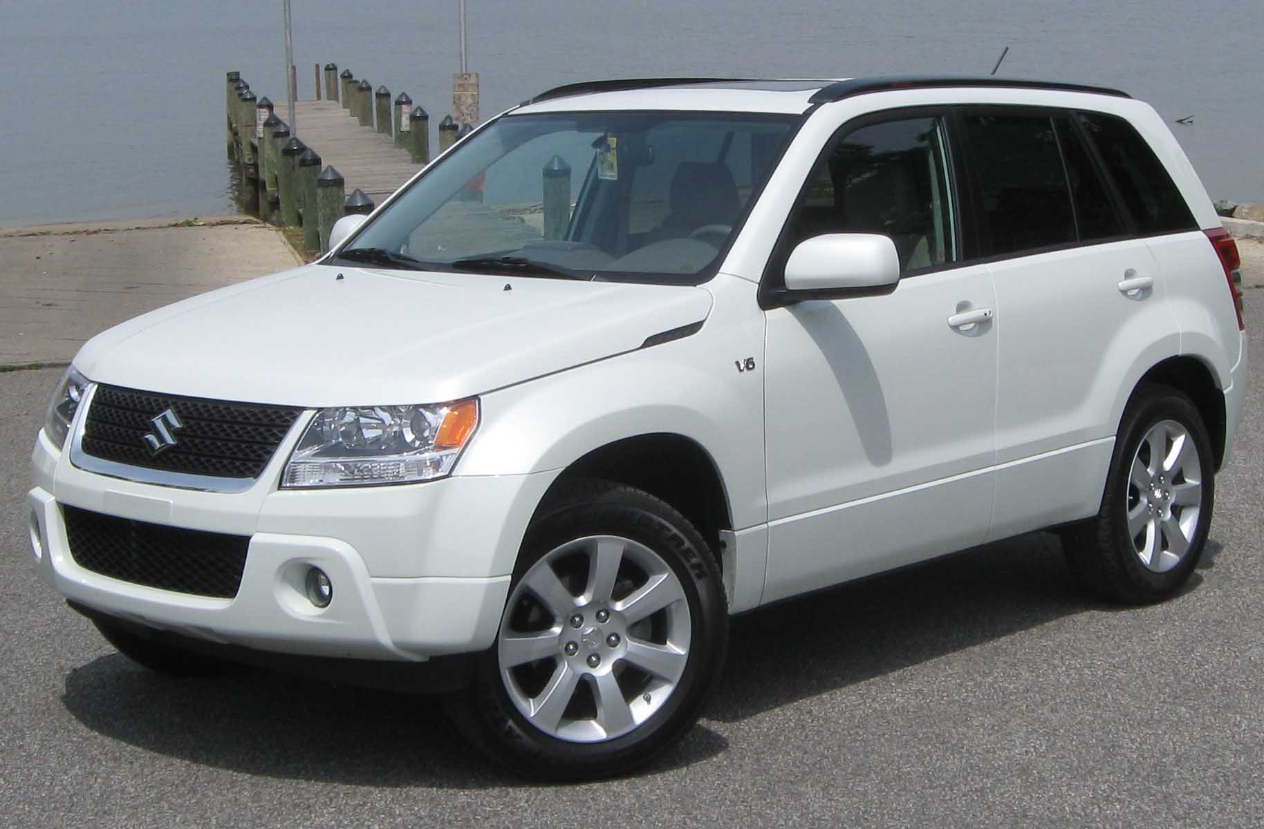 2010 Suzuki Grand Vitara Limited 2