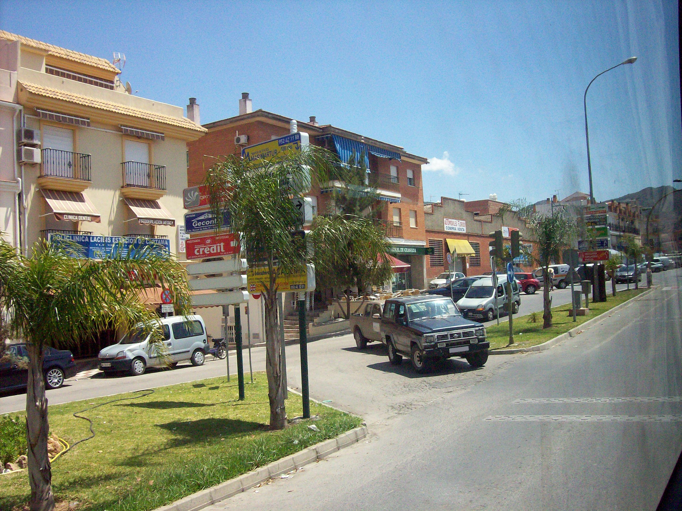 File 29580 Estacion De Cartama Malaga Spain Panoramio Jpg