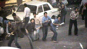 20 June, 1981 Iranian protests
