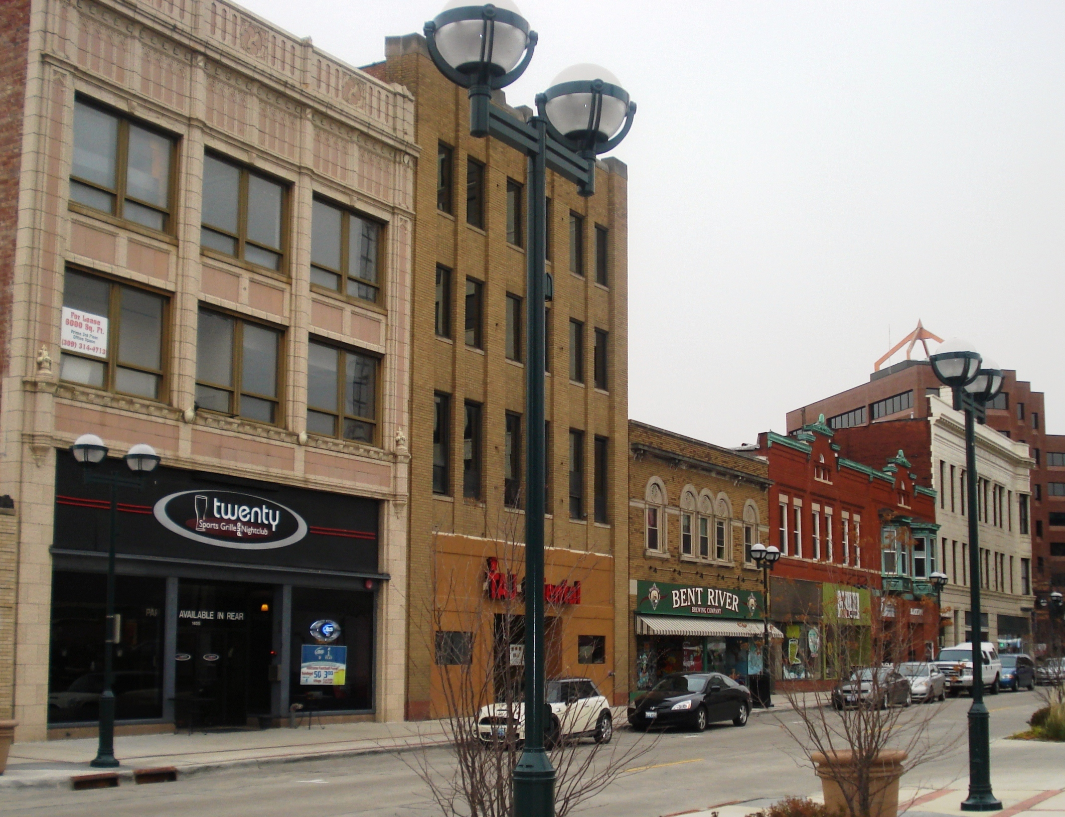 Moline Downtown Commercial Historic District