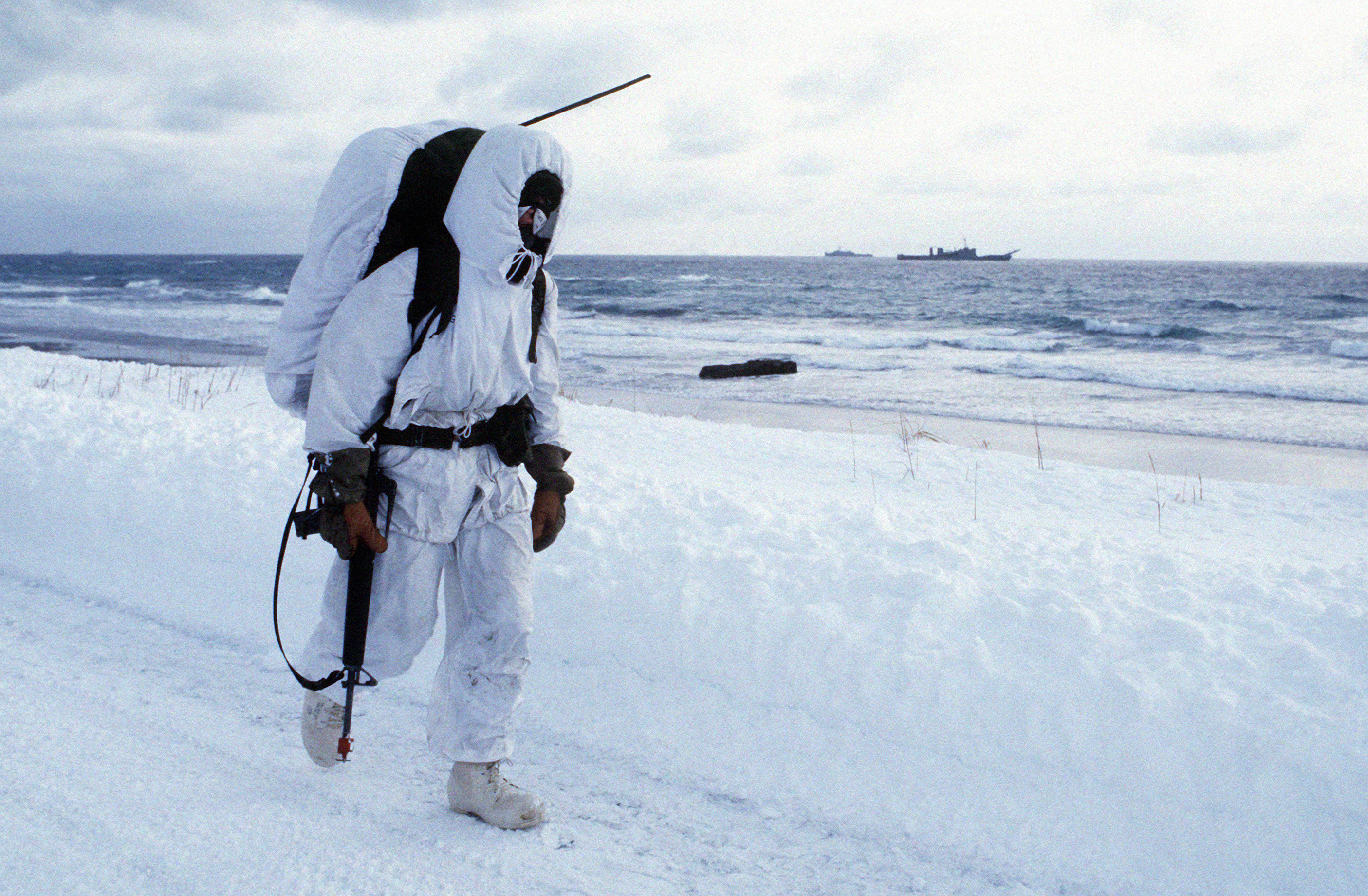 File:A Marine during Operation Kernel Potlatch 87 at ...