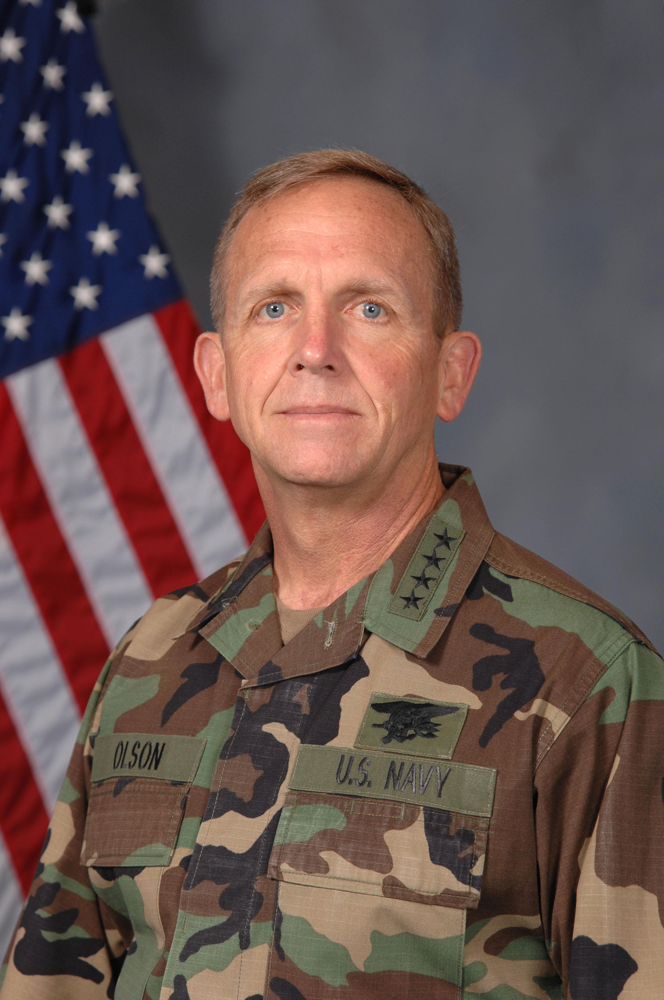 Eric T . Olson
