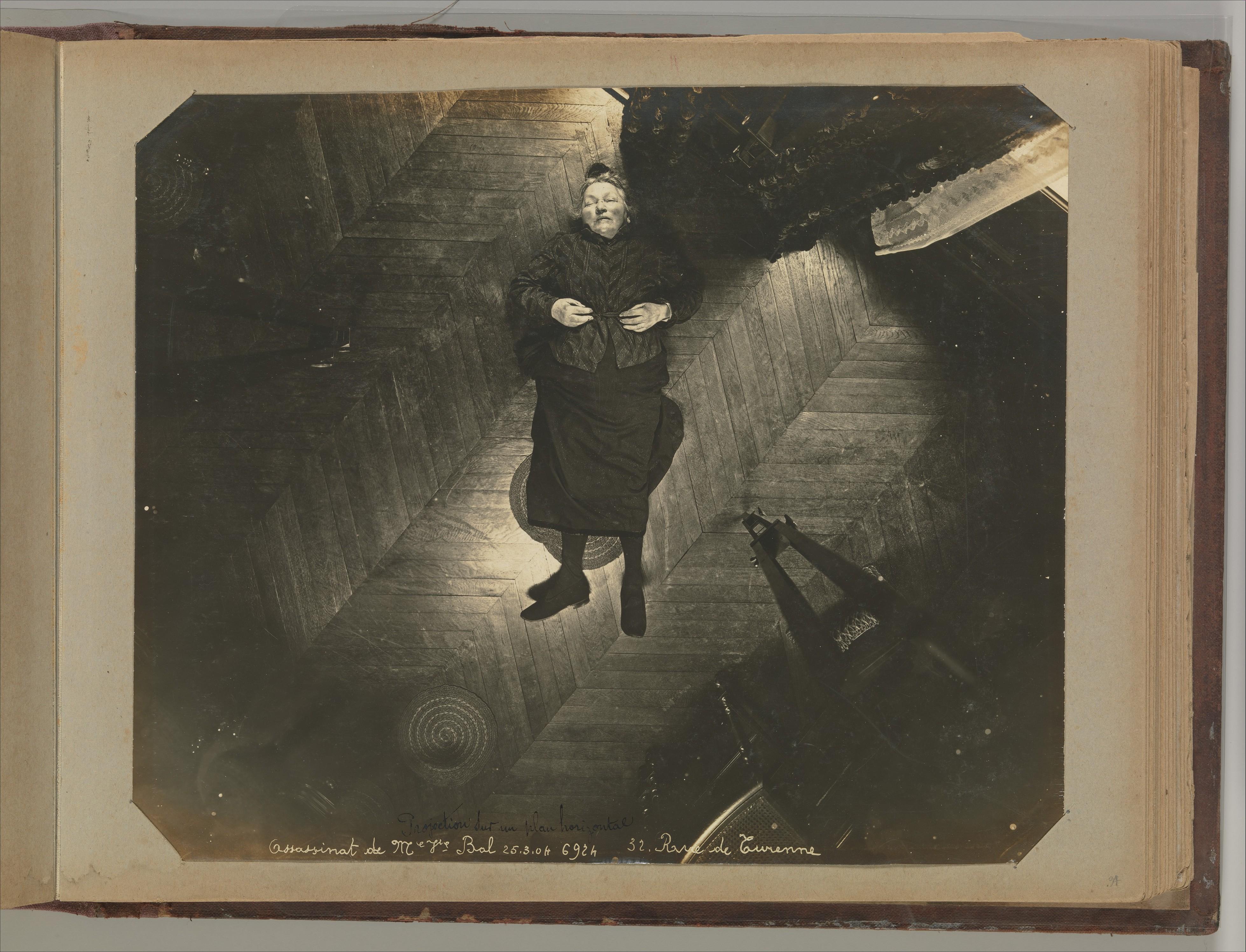 Crime Scene Training: Crime Scene Investigation 19th century crime scene photos