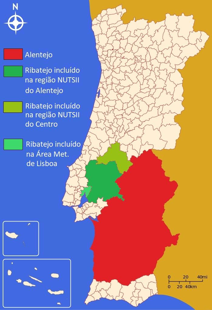 Alentejo Nutsii Wikipedia A Enciclopedia Livre