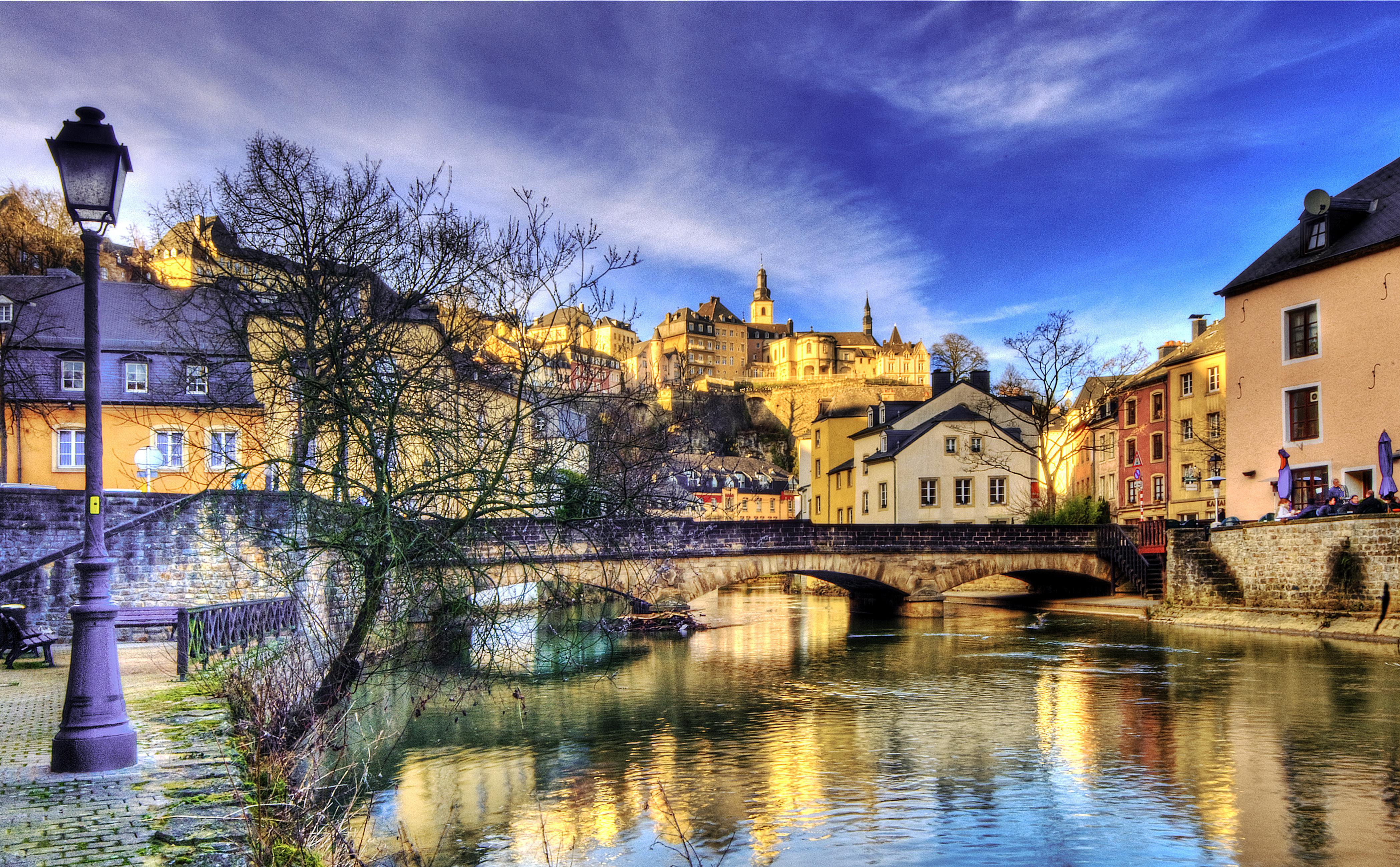 Какая столица у люксембурга дубай слоган