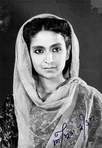 English: Noted poet, Amrita Pritam (1919 – 200...