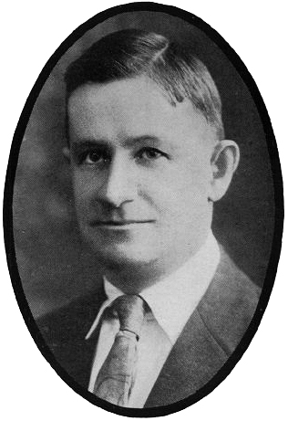 Kerr at the University of Pittsburgh, c. 1920