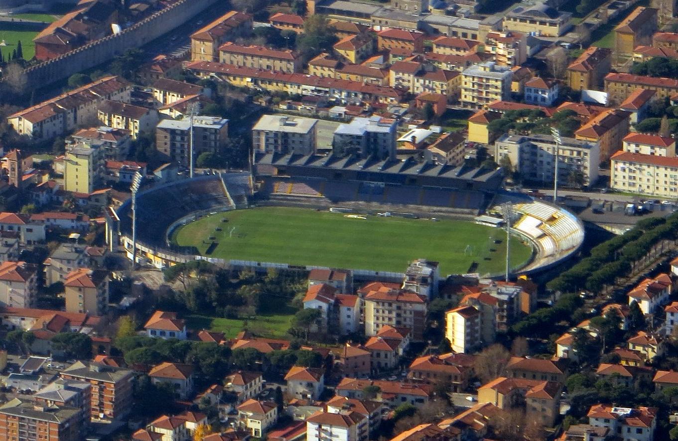 Stadio Arena Garibaldi Romeo Anconetani Wikipedia