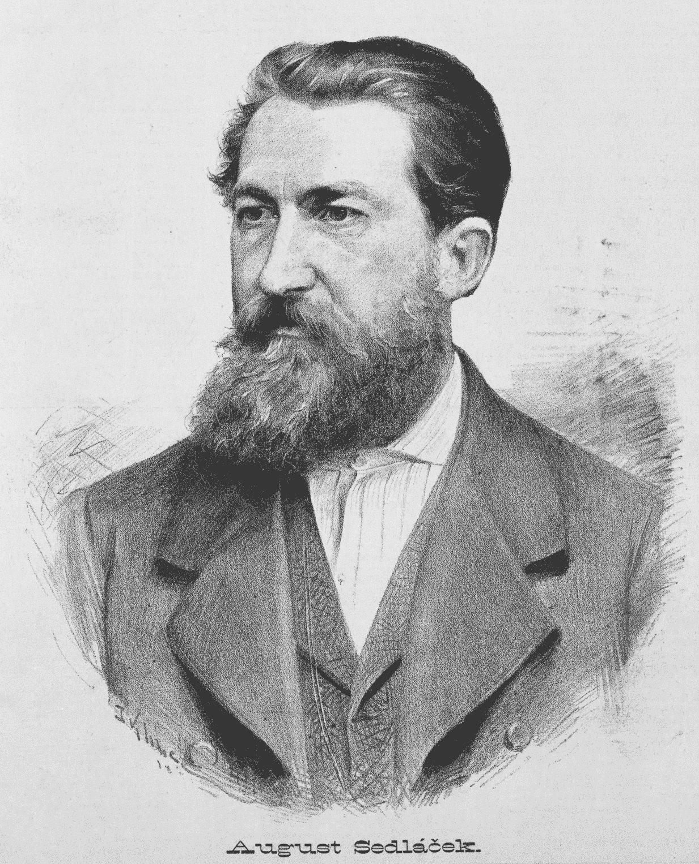 August Sedláček (1882)