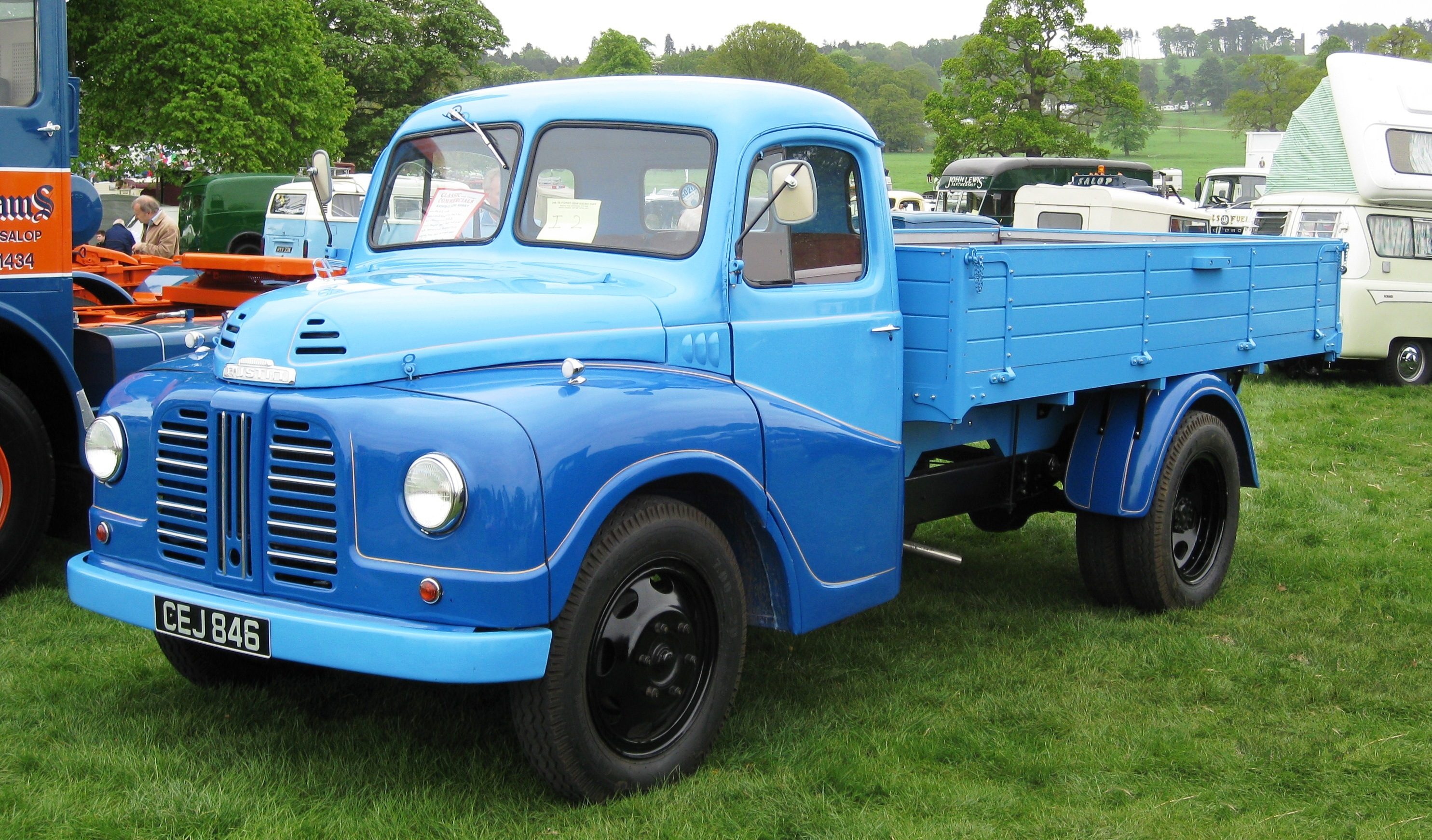 bestand austin loadstar light truck 1953 ca 4000cc jpg wikipedia. Black Bedroom Furniture Sets. Home Design Ideas
