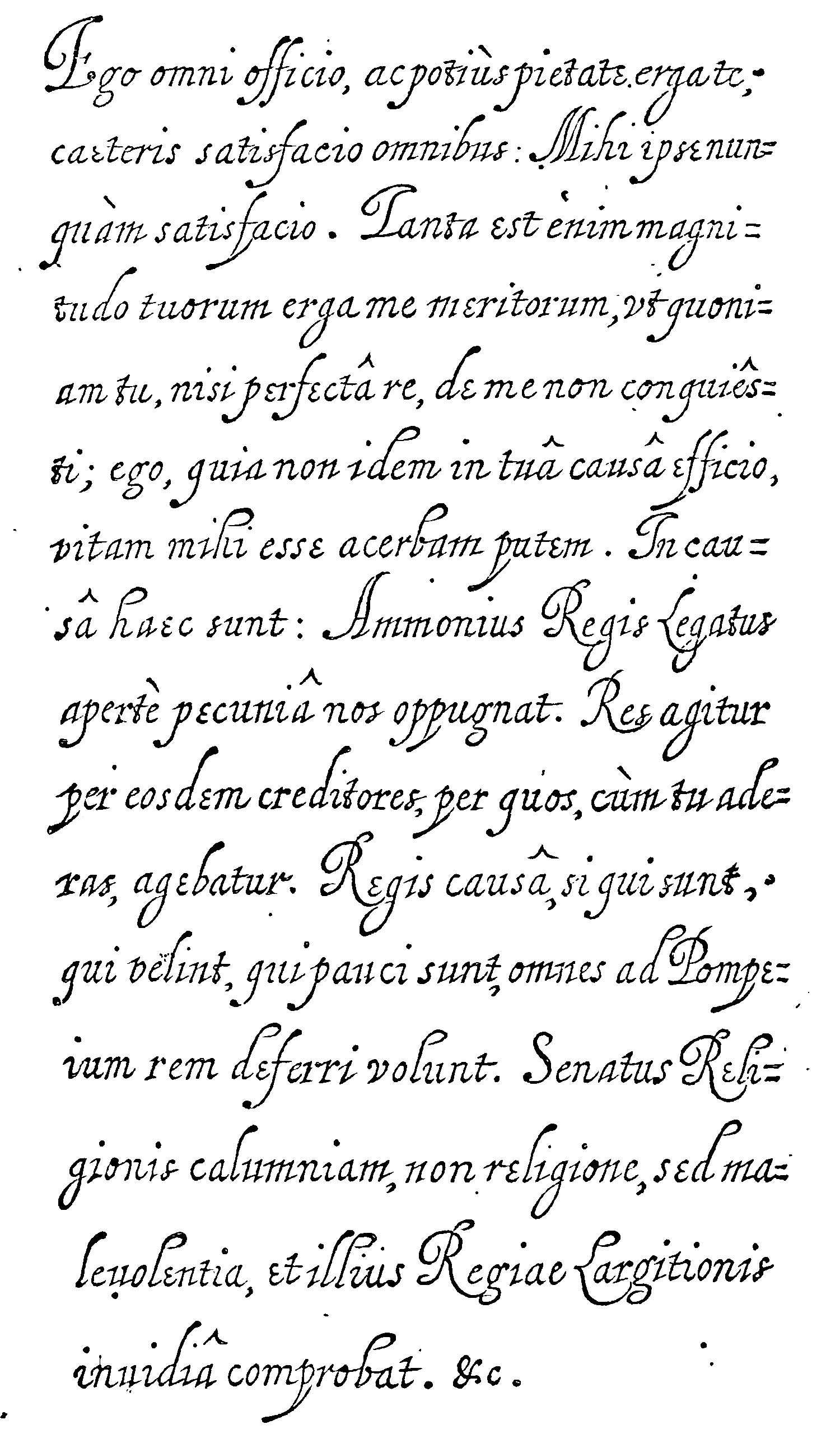 Filebacon Cicero Letterpng  Wikimedia Commons Filebacon Cicero Letterpng