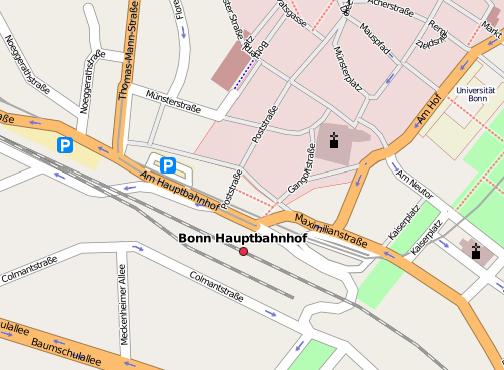 Bonn Karte.File Bahnhofsvorplatz Bonn Karte Png Wikimedia Commons
