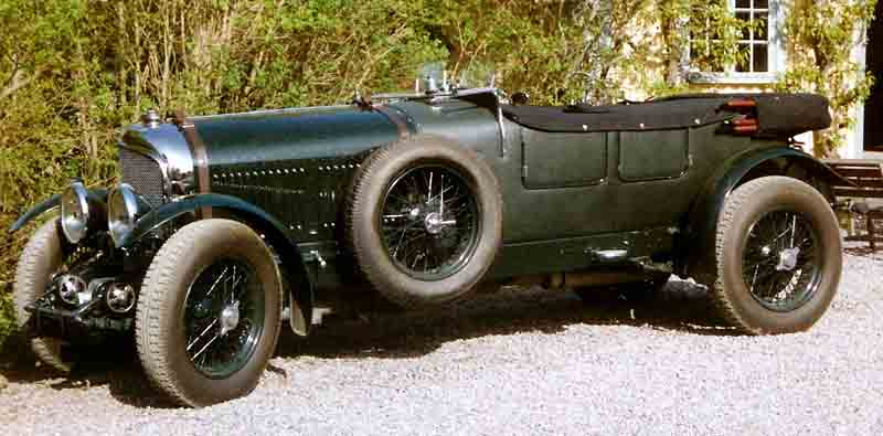 file bentley 6 5 litre tourer jpg wikimedia commons