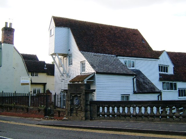 Bocking Bradfordstreet Mill, Bocking, Braintree - geograph.org.uk - 60598
